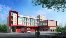 鄂尔多斯消防站12#-消防站