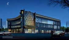 武汉专业商店1335#-商业建筑