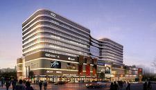 北京地区框架结构商住楼