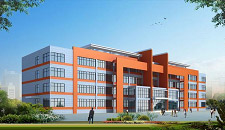 北京地區框架結構教學樓
