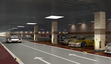東莞車庫2#-立體停車樓