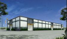 鋼結構輕型廠房