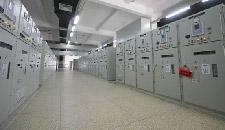 廣州變電間4#-小區配套變電間