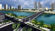北京跨河桥399#