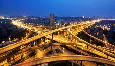 北京地区匝道桥工程