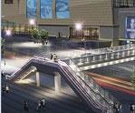 北京地區過街天橋工程